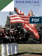 Marine Corps Flag Manual