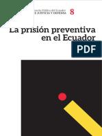 17. Prisión Preventiva en el Ecuador.pdf