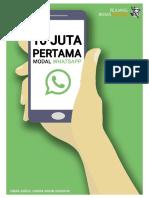 10 Juta_Pertama Modal WhatsApp