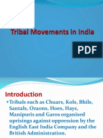 Tribal Movements