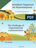 THE CHALLENGE OF ORGANIZATIONAL COMMUNICATION.pdf