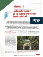 Introducción  a la electrónica industrial