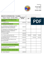 Final Lastest Revised Sob 2020-2021 Shs