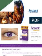 Slide Kit Systane Complete-PREZENTARE
