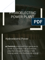 Hydroelectric Power Plant 1
