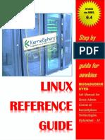 Linux Lab Manual