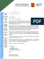 Letter for Daigon 2.0