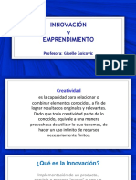Innovación en Chile