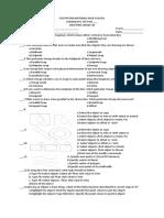 Technical Drafting Summative Test 2-20-19