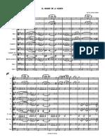 El Sonido de La Música Partitura y Partes