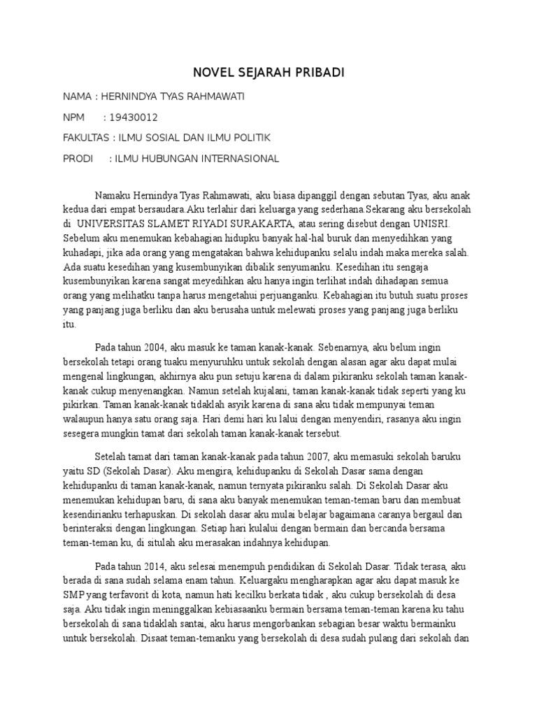 Teks Cerita Sejarah Research Papers Academia Edu