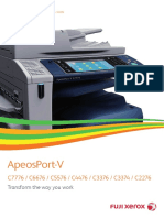 ApeosPort-V C2276 Brochure