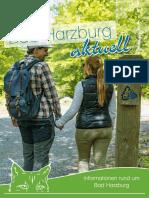 Bad Harzburg Aktuell Oktober/November 2019