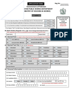 Uts App Form