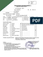 W1 KLB Susp Difteri D-101717001