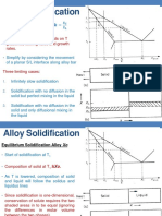 Alloy Solidification 19
