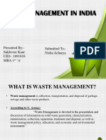 waste mgt