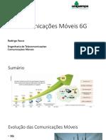 Comunicações Móveis 6G