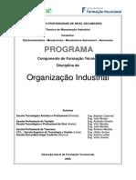 Programa de Organização Industrial