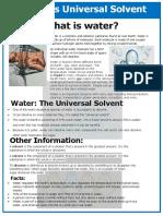 Fact Sheet Template 02