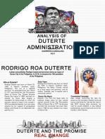 Duterte Administration