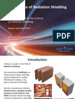 Veritas AIA Talk - Science of Radiation Shielding - 7 23 13