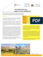 Fiche projet PV Maroc