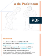 Neurofisiologia - Parkinson