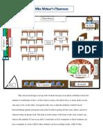 assignment 2 classroom layout mackenzie melnar
