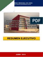 1. Resumen Ejecutivo Del IOARR