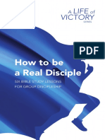 05 How to Be a Real Disciple