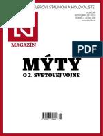 Druhá svetová vojna - magazín Denníka N