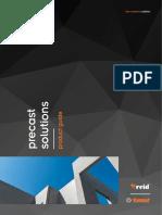 Ramsetreid Precast Solutions NZ Product Guide 2018 NOV