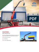 Tata Steel is - PalfingerAG Case Study En