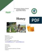 Report on Honey