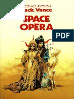 Jack Vance - Space Opera