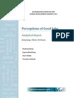 Analytical report China