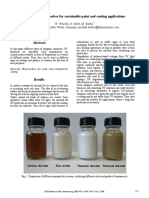 Additives Containing Nano Metal Oxides for Enhanced Scratch Resistance in Coating Formulations