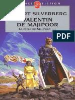 Valentin de Majipoor - Robert Silverberg