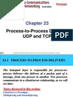 TCP UDP