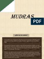 MUDRAS El Poder de Los Mudras