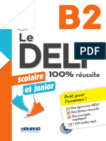 DELF B2 - Scolaire Et Junior - Extrait