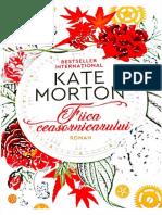 Kate Morton - Fiica Ceasornicarului