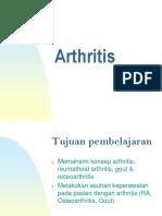 109601921 Arthritis Rheumatoid Arthritis Gout Osteoarthritis