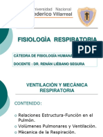 Fisiologìa Respiratoria Final