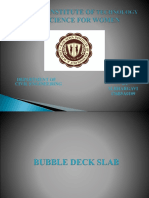 Bubble Deck Slab