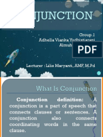 1. Conjunction