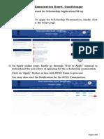 NTSE User Manual