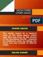 Salsa Choke Para Ingles