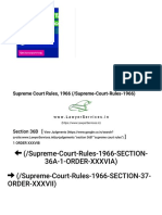 Section 36B of the Supreme Court Rules, 1966 - Indian Act _ Law _ Statute _ Kanoon - LawyerServices